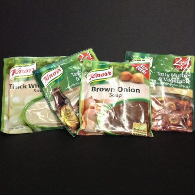 Soups / Gravies / Stock Powders