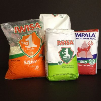 Maize Meal / Samp