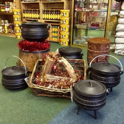 Cooking Utensils & Potjie Pots
